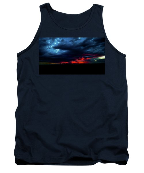 Sunset #10 Tank Top