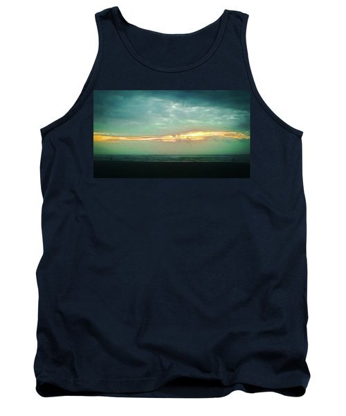 Sunset #4 Tank Top