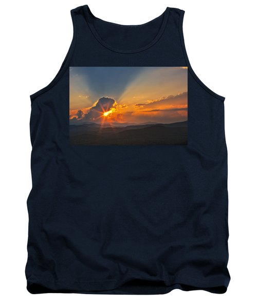 Sunset - Close Another Day Tank Top