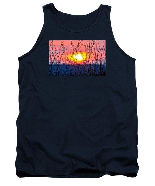 Sunset On The Prairie  Tank Top