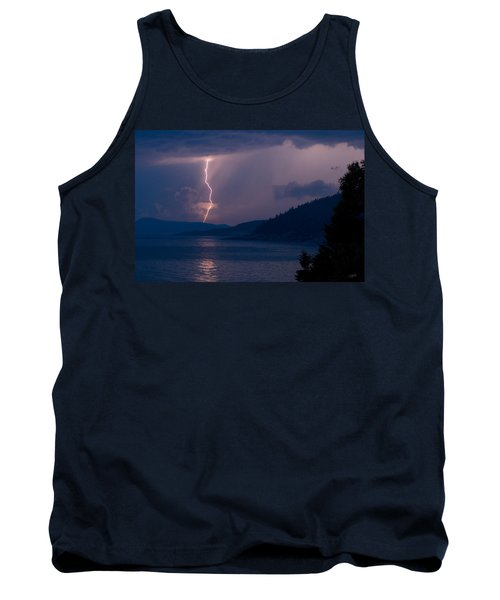 Superior Lightning     Tank Top