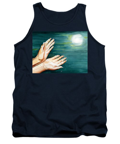 Supplication Tank Top