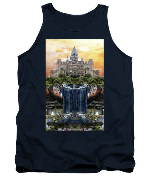 Supported Tank Top