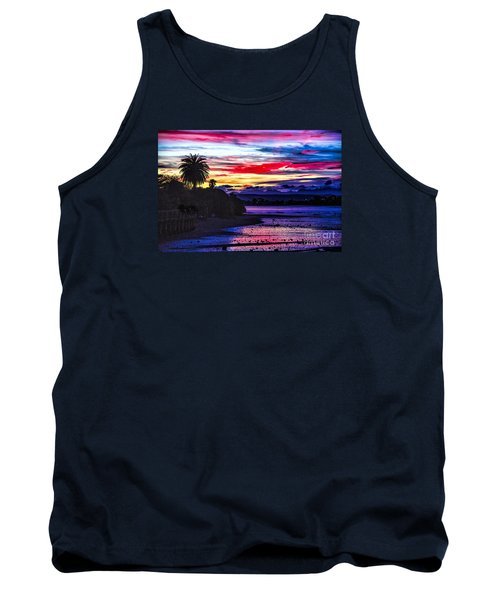 Suset Beach Tank Top