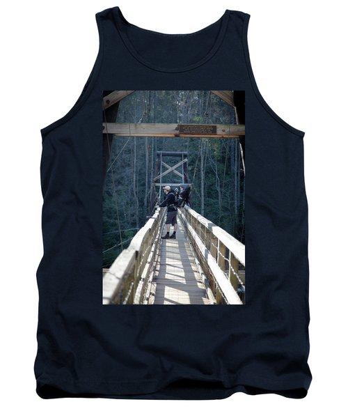 Swinging Bridge Tank Top