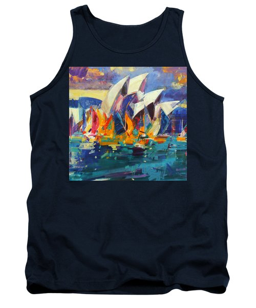 Sydney Flying Colours Tank Top