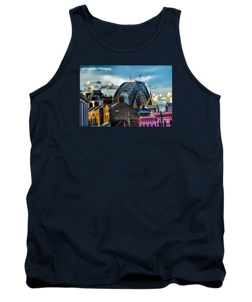 Sydney Harbor Bridge Tank Top