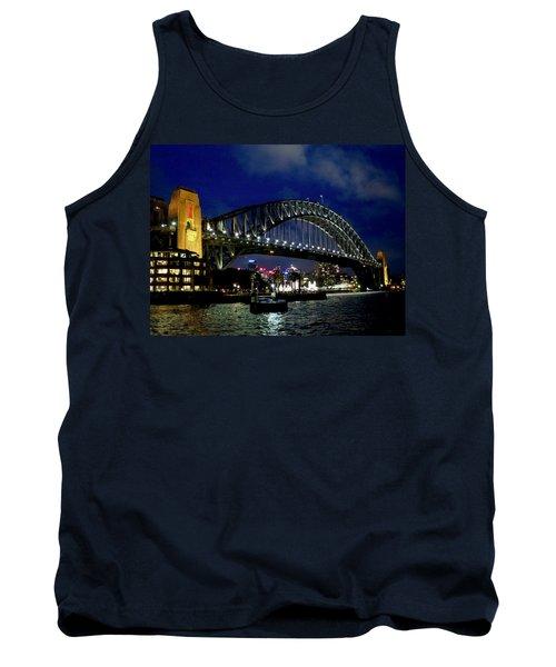 Sydney Harbour Bridge Tank Top