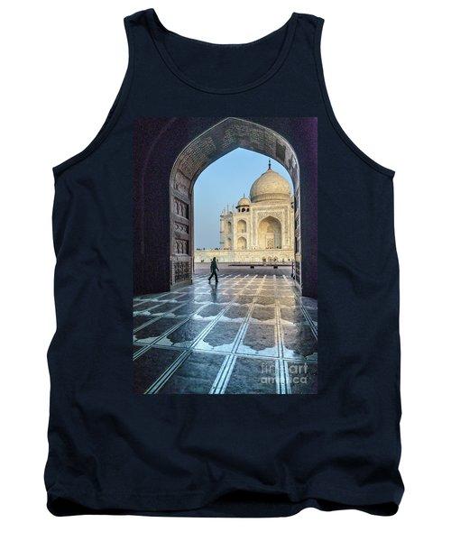 Taj Mahal 01 Tank Top