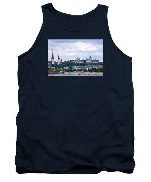 Tallinn Estonia. Tank Top