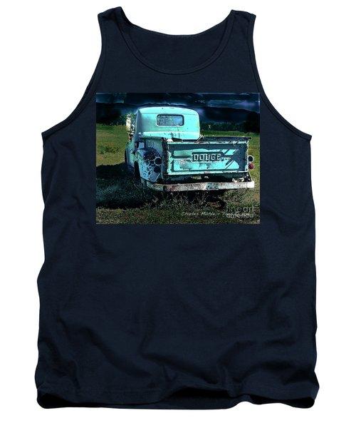 Taos Dodge Tank Top