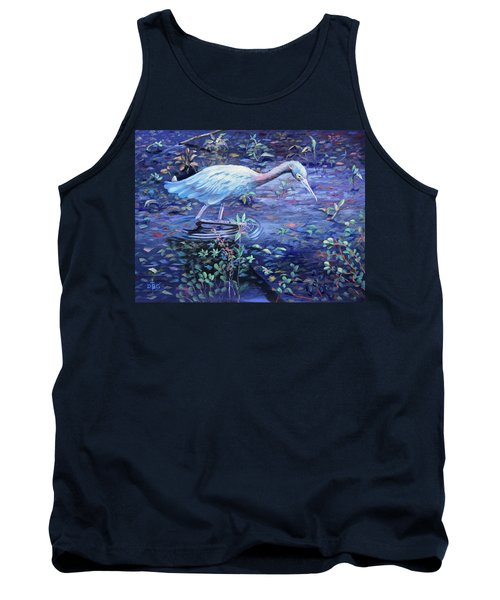 Targeted Ad Impetum Tank Top