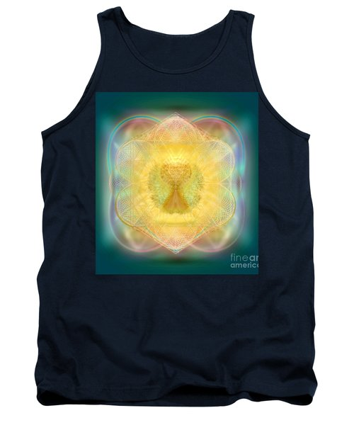 Temple Fire Chalice Tank Top