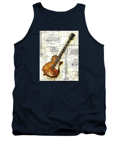 The 1955 Les Paul Custom Tank Top