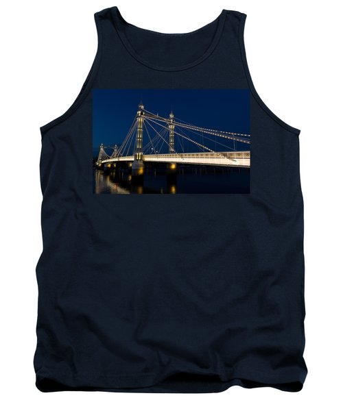 The Albert Bridge London Tank Top