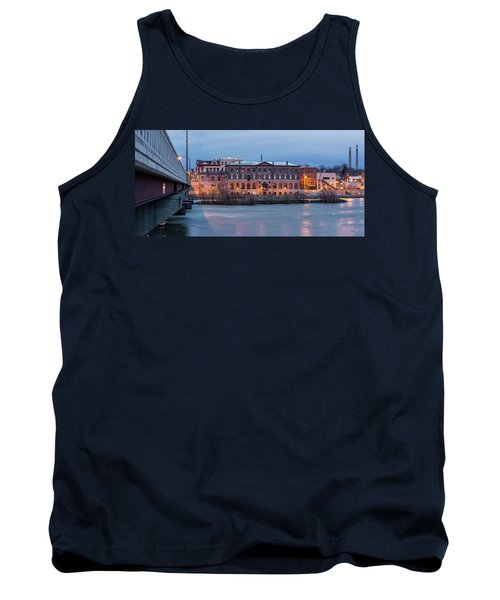 Tank Top featuring the photograph The Allure Of Old by Everet Regal