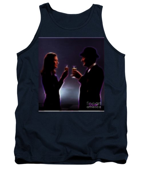 Toasting The Avengers Tank Top