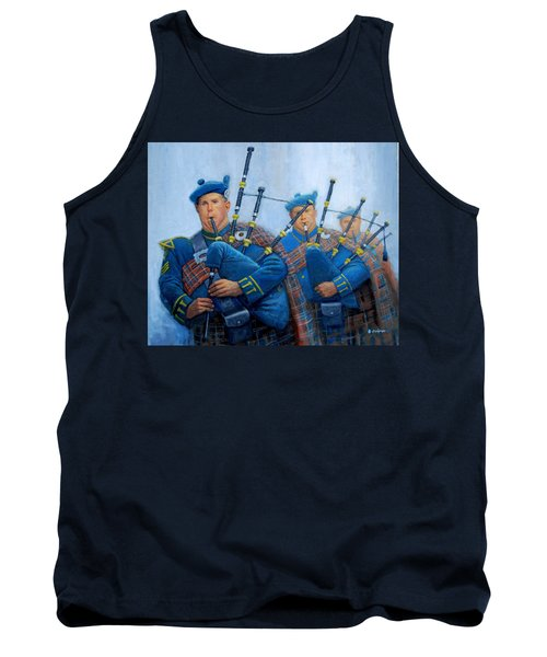 The Bagpipers Tank Top