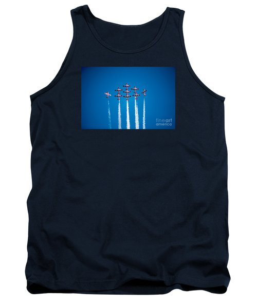 The Canadian Snowbirds Tank Top