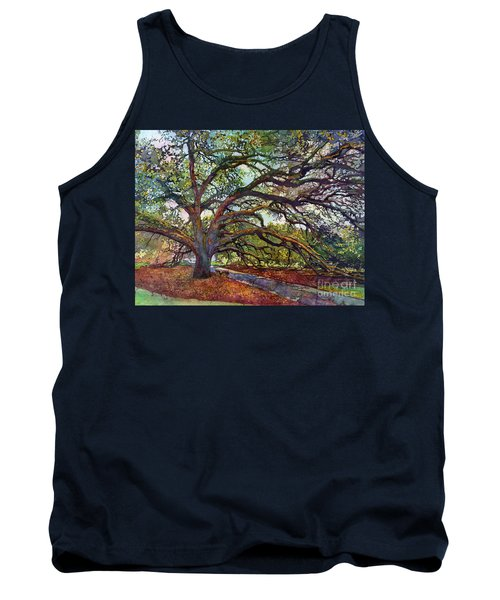 The Century Oak Tank Top