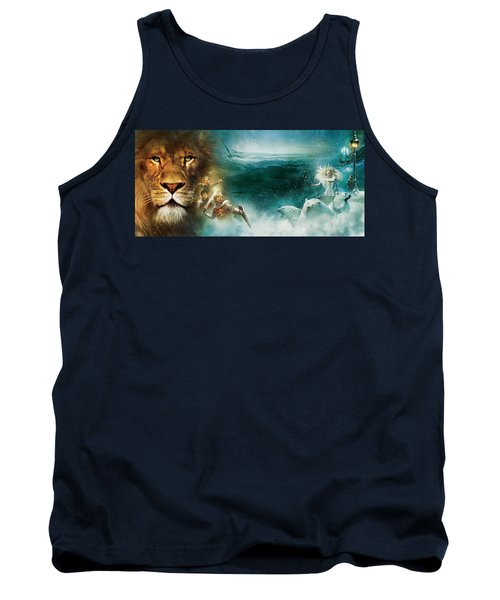 The Chronicles Of Narnia The Lion, The Witch And The Wardrobe Tank Top