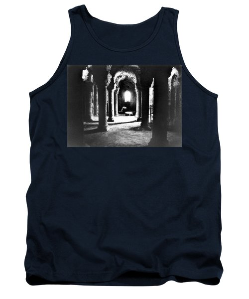 The Crypt Tank Top