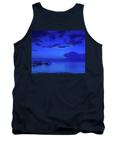The Deep Tank Top