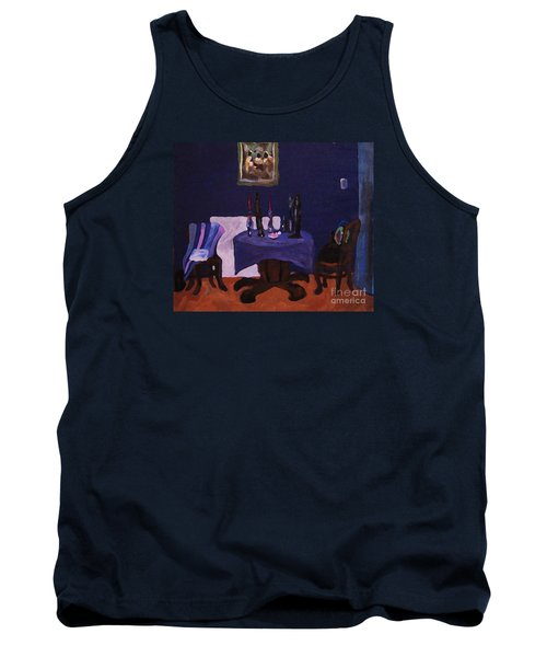 The Dining Room Tank Top