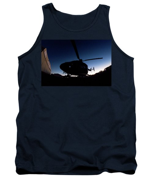 Tank Top featuring the photograph The Dot by Paul Job