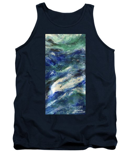 The Elements Water #4 Tank Top