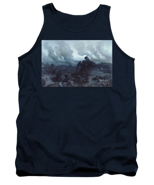 The Enigma Tank Top