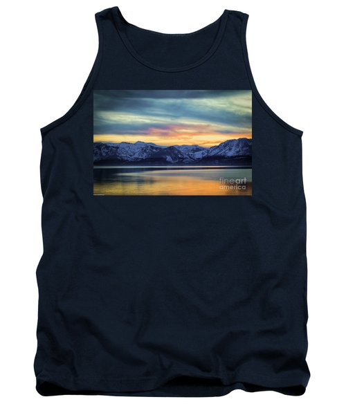 The Evening Colors Tank Top by Mitch Shindelbower