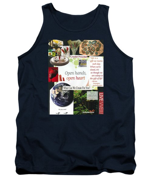 The Gift Of Creativity Tank Top