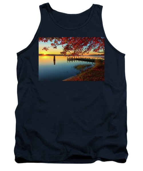 The Glassy Patuxent Tank Top