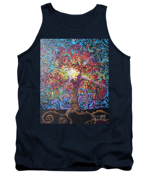 The Glow Of Love Tank Top