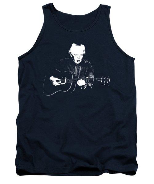 The Guitarist Tank Top