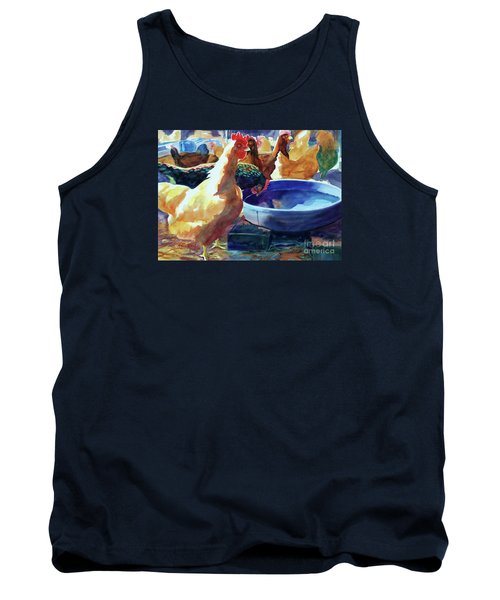 The Henhouse Watering Hole Tank Top