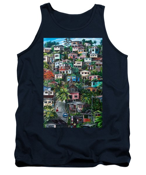 The Hill     Trinidad  Tank Top