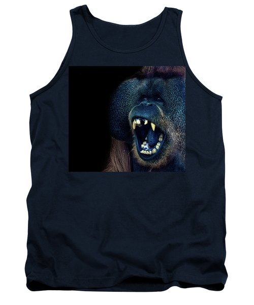 The Laughing Orangutan Tank Top