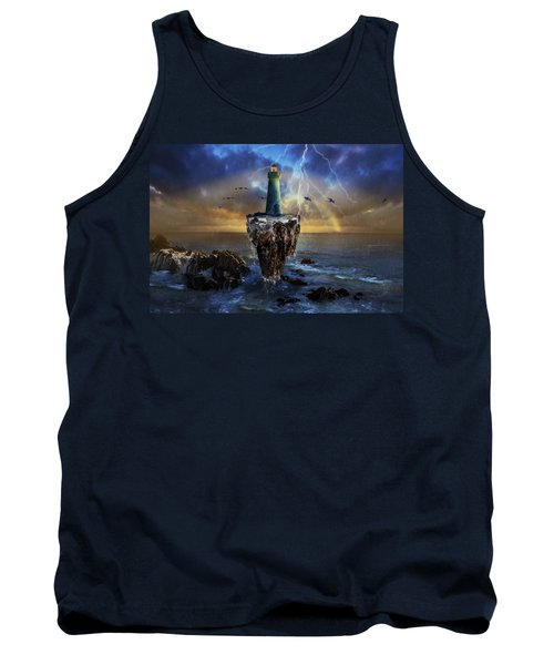 The Lighthouse Tank Top