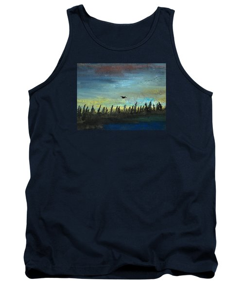 The Loner Tank Top by R Kyllo