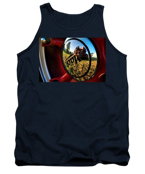 The Mack Truck Tank Top