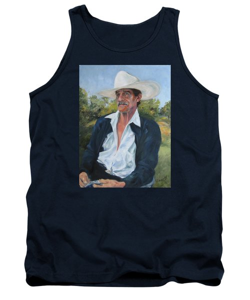 The Man From The Valley Tank Top