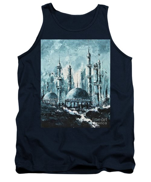 The Mosque-2 Tank Top