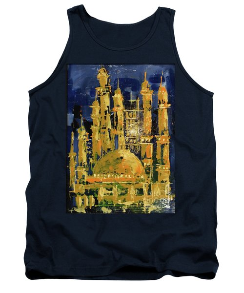 The Mosque-3 Tank Top