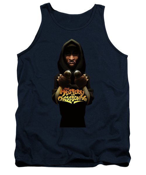 The Mystery Of Chessboxing Tank Top