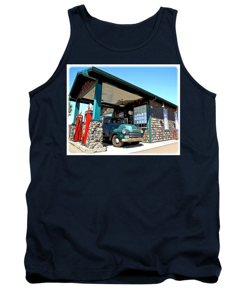 The Old Texaco Station Tank Top