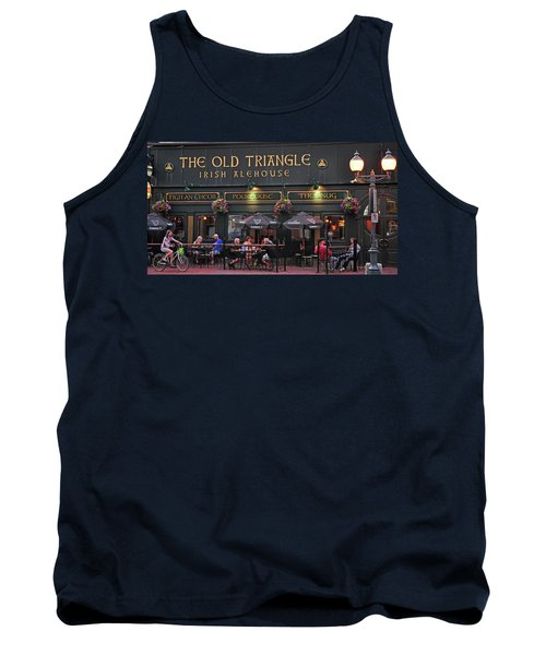 The Old Triangle Alehouse Tank Top