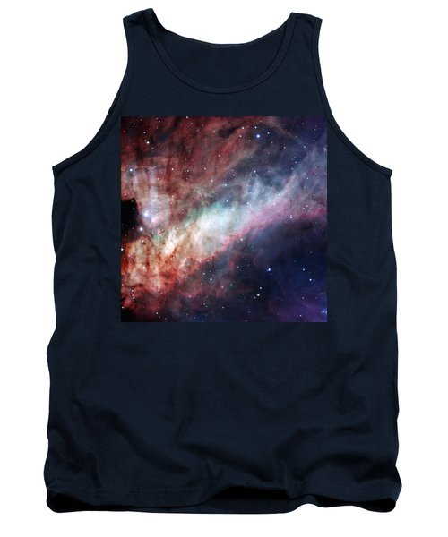Tank Top featuring the photograph The Omega Nebula by Eso