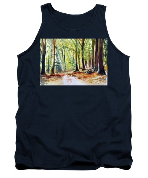The Path Tank Top